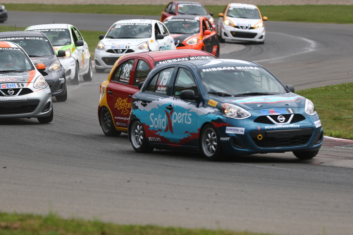 Coupe Nissan Sentra Cup in Photos, JULY 27-29 | CIRCUIT MONT-TREMBLANT, QC - 30-180730115103