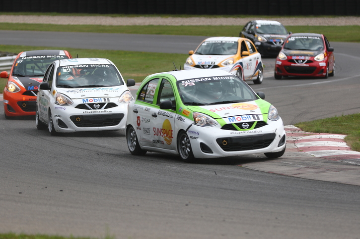 Coupe Nissan Sentra Cup in Photos, JULY 27-29 | CIRCUIT MONT-TREMBLANT, QC - 30-180730115105