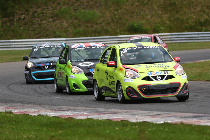 Coupe Nissan Micra Cup in Photos, JULY 27-29 | CIRCUIT MONT-TREMBLANT, QC - 30-180730115107