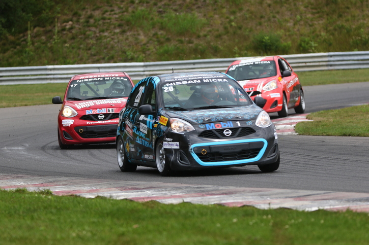 Coupe Nissan Micra Cup in Photos, JULY 27-29 | CIRCUIT MONT-TREMBLANT, QC - 30-180730115110