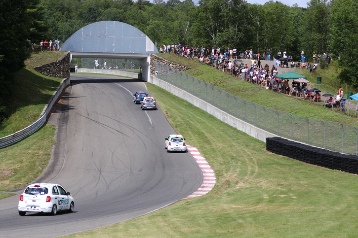 Coupe Nissan Micra Cup in Photos, JULY 27-29 | CIRCUIT MONT-TREMBLANT, QC - 30-180730115112
