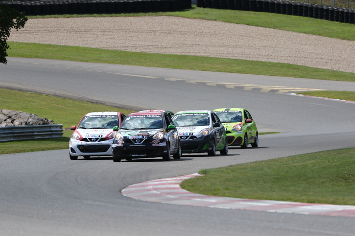 Coupe Nissan Micra Cup in Photos, JULY 27-29 | CIRCUIT MONT-TREMBLANT, QC - 30-180730115114