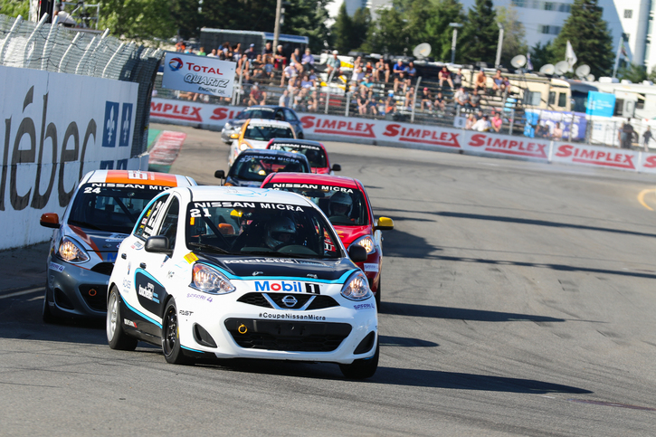 Coupe Nissan Micra Cup in Photos, AUGUST 10-12 | CIRCUIT TROIS-RIVIÈRES, QC	 - 31-180813141314