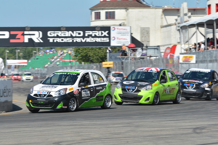 Coupe Nissan Micra Cup in Photos, AUGUST 10-12 | CIRCUIT TROIS-RIVIÈRES, QC	 - 31-180813141444
