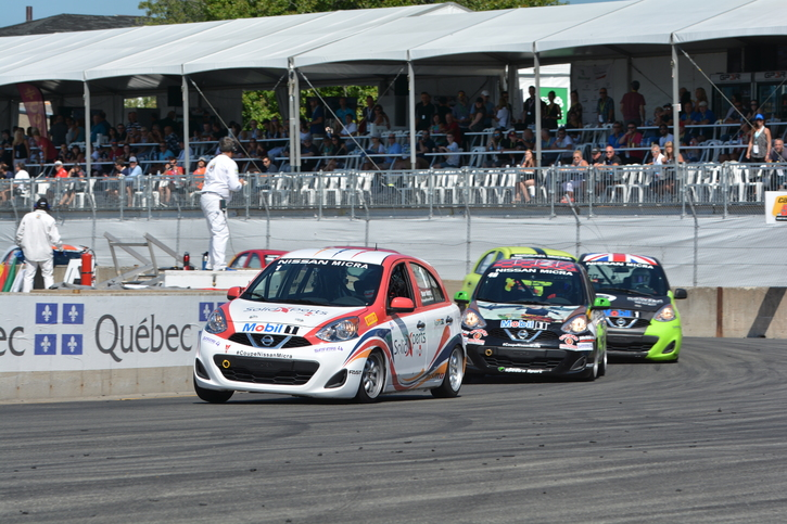Coupe Nissan Micra Cup in Photos, AUGUST 10-12 | CIRCUIT TROIS-RIVIÈRES, QC	 - 31-180813141446