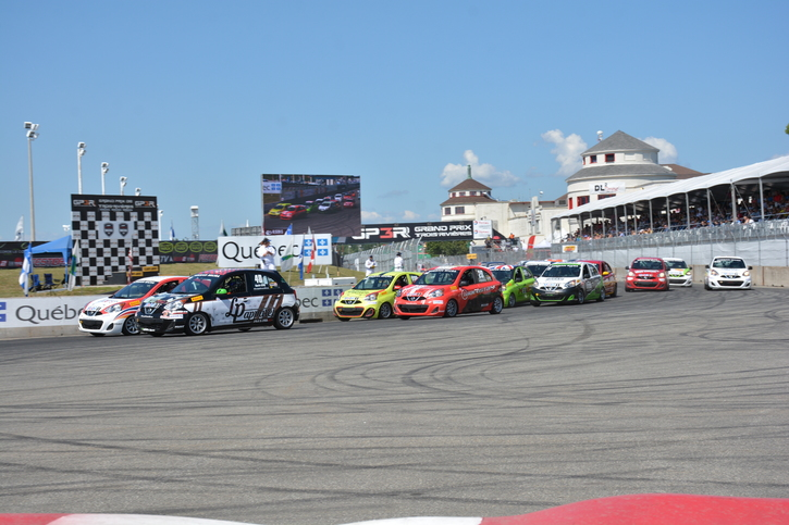 Coupe Nissan Micra Cup in Photos, AUGUST 10-12 | CIRCUIT TROIS-RIVIÈRES, QC	 - 31-180813141605