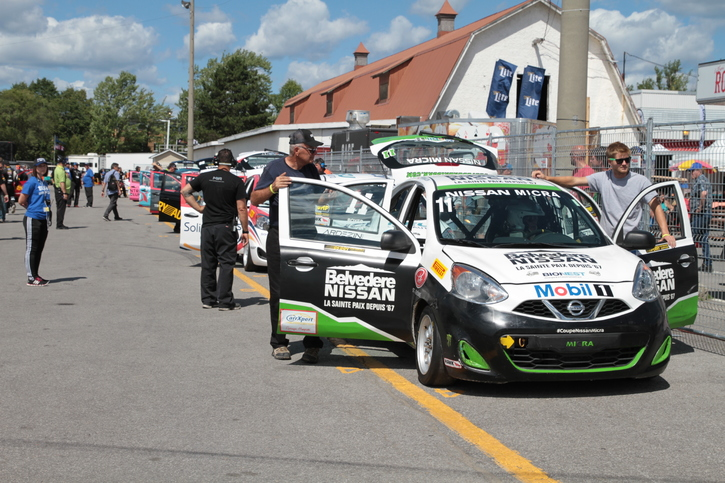 Coupe Nissan Micra Cup in Photos, AUGUST 10-12 | CIRCUIT TROIS-RIVIÈRES, QC	 - 31-180813141639