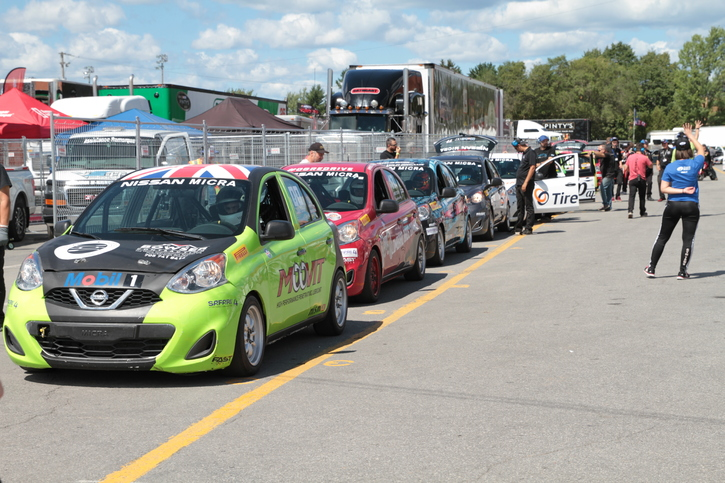 Coupe Nissan Micra Cup in Photos, AUGUST 10-12 | CIRCUIT TROIS-RIVIÈRES, QC	 - 31-180813141641