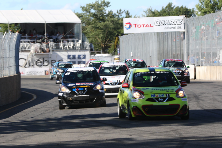 Coupe Nissan Micra Cup in Photos, AUGUST 10-12 | CIRCUIT TROIS-RIVIÈRES, QC	 - 31-180813143351