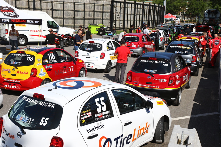 Coupe Nissan Micra Cup in Photos, AUGUST 10-12 | CIRCUIT TROIS-RIVIÈRES, QC	 - 31-180813143353