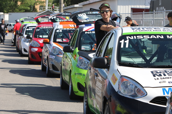 Coupe Nissan Micra Cup in Photos, AUGUST 10-12 | CIRCUIT TROIS-RIVIÈRES, QC	 - 31-180813143806