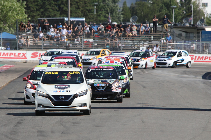 Coupe Nissan Micra Cup in Photos, AUGUST 10-12 | CIRCUIT TROIS-RIVIÈRES, QC	 - 31-180813143809