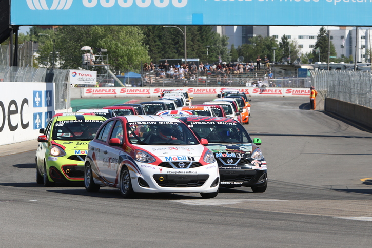 Coupe Nissan Micra Cup in Photos, AUGUST 10-12 | CIRCUIT TROIS-RIVIÈRES, QC	 - 31-180813143813