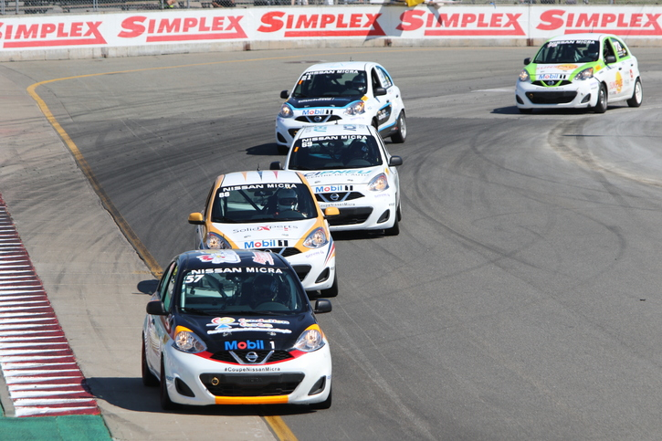 Coupe Nissan Micra Cup in Photos, AUGUST 10-12 | CIRCUIT TROIS-RIVIÈRES, QC	 - 31-180813143818