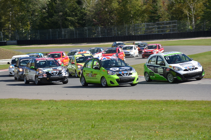 Coupe Nissan Micra Cup in Photos, SEPTEMBER 21-23 | CIRCUIT MONT-TREMBLANT, QC - 33-180924145642