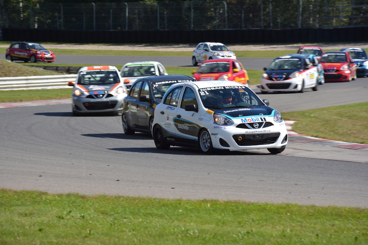 Coupe Nissan Micra Cup in Photos, SEPTEMBER 21-23 | CIRCUIT MONT-TREMBLANT, QC - 33-180924145645