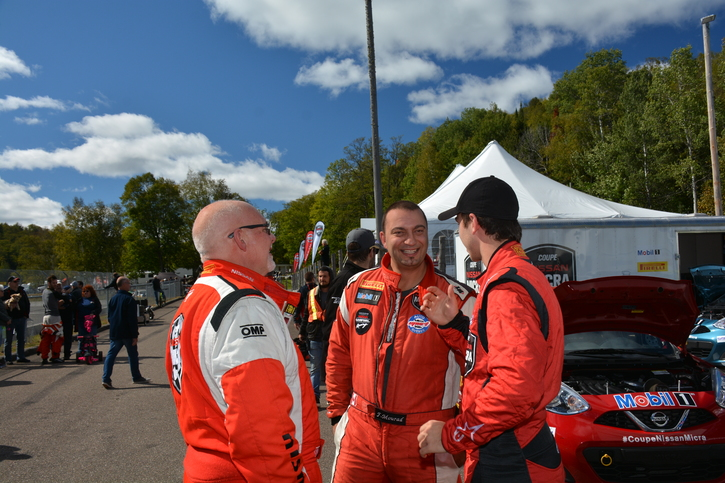 Coupe Nissan Micra Cup in Photos, SEPTEMBER 21-23 | CIRCUIT MONT-TREMBLANT, QC - 33-180924145650