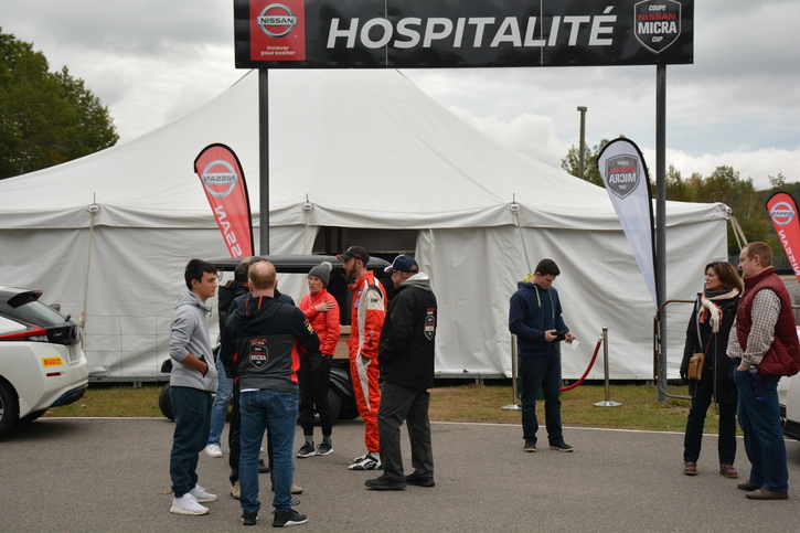 Coupe Nissan Micra Cup in Photos, SEPTEMBER 21-23 | CIRCUIT MONT-TREMBLANT, QC - 33-180924145746