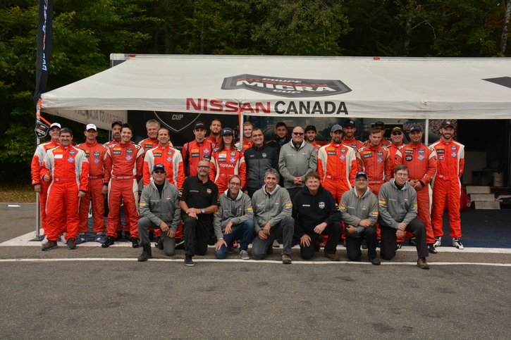 Coupe Nissan Micra Cup in Photos, SEPTEMBER 21-23 | CIRCUIT MONT-TREMBLANT, QC - 33-180924145748