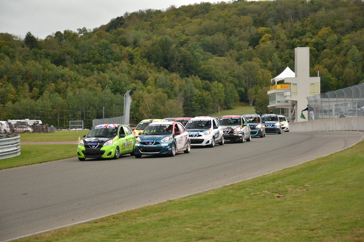 Coupe Nissan Micra Cup in Photos, SEPTEMBER 21-23 | CIRCUIT MONT-TREMBLANT, QC - 33-180924145756