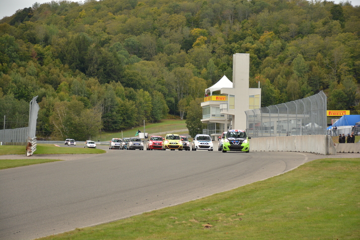 Coupe Nissan Micra Cup in Photos, SEPTEMBER 21-23 | CIRCUIT MONT-TREMBLANT, QC - 33-180924145759