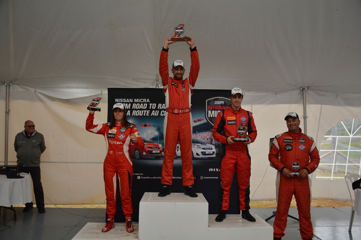 Coupe Nissan Micra Cup in Photos, SEPTEMBER 21-23 | CIRCUIT MONT-TREMBLANT, QC - 33-180924145804