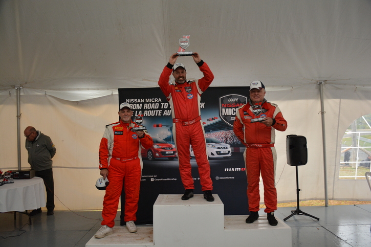 Coupe Nissan Micra Cup in Photos, SEPTEMBER 21-23 | CIRCUIT MONT-TREMBLANT, QC - 33-180924145958