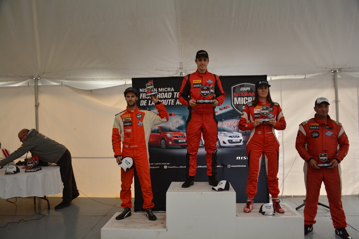 Coupe Nissan Micra Cup in Photos, SEPTEMBER 21-23 | CIRCUIT MONT-TREMBLANT, QC - 33-180924150001