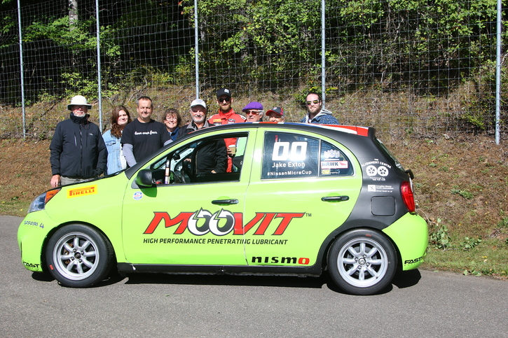Coupe Nissan Micra Cup in Photos, SEPTEMBER 21-23 | CIRCUIT MONT-TREMBLANT, QC - 33-180924150017