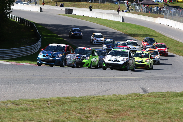 Coupe Nissan Micra Cup in Photos, SEPTEMBER 21-23 | CIRCUIT MONT-TREMBLANT, QC - 33-180924150305