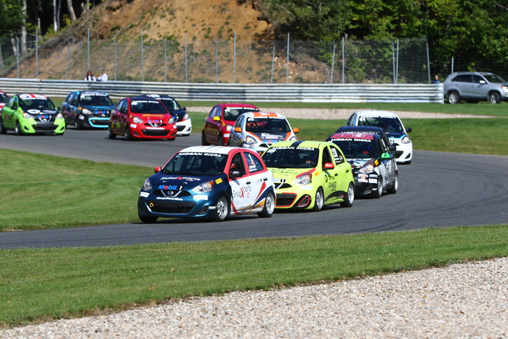 Coupe Nissan Micra Cup in Photos, SEPTEMBER 21-23 | CIRCUIT MONT-TREMBLANT, QC - 33-180924150307