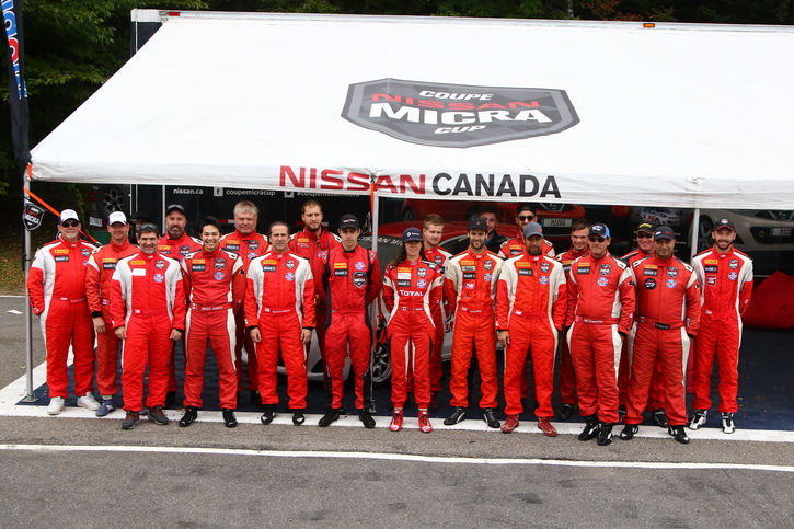 Coupe Nissan Micra Cup in Photos, SEPTEMBER 21-23 | CIRCUIT MONT-TREMBLANT, QC - 33-180924150357