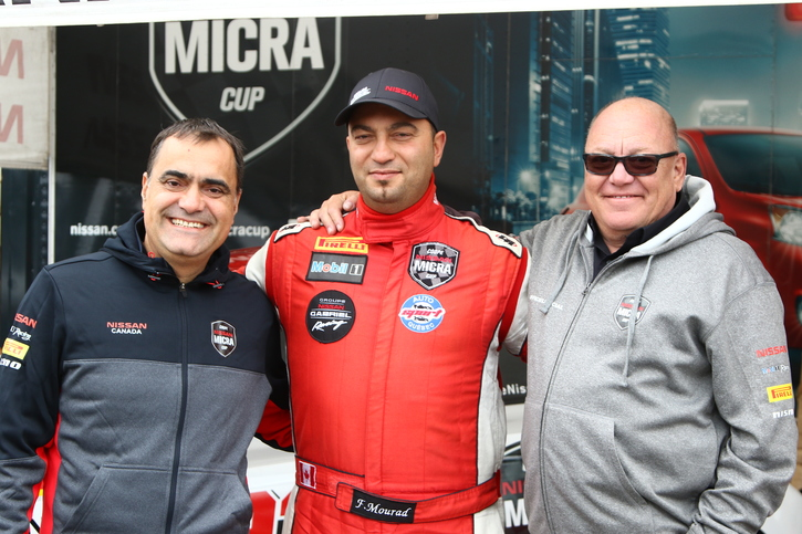 Coupe Nissan Micra Cup in Photos, SEPTEMBER 21-23 | CIRCUIT MONT-TREMBLANT, QC - 33-180924150404