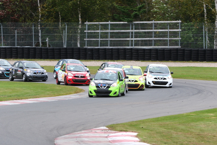 Coupe Nissan Micra Cup in Photos, SEPTEMBER 21-23 | CIRCUIT MONT-TREMBLANT, QC - 33-180924150408