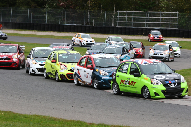 Coupe Nissan Micra Cup in Photos, SEPTEMBER 21-23 | CIRCUIT MONT-TREMBLANT, QC - 33-180924150411