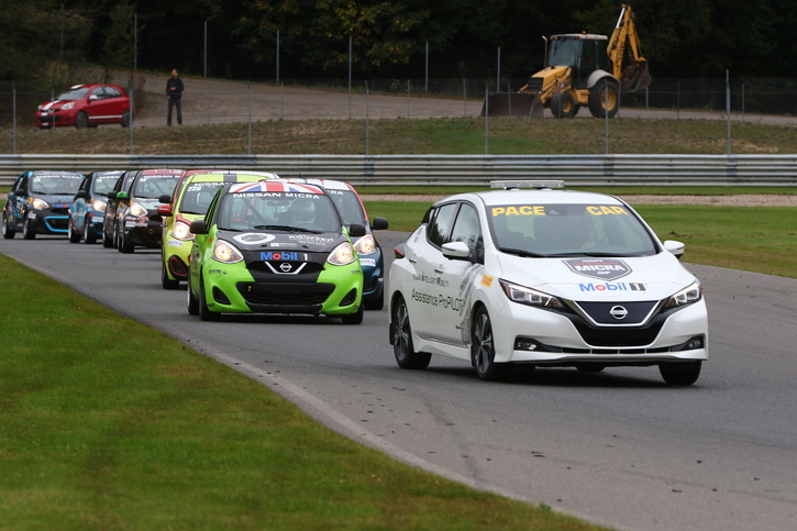 Coupe Nissan Micra Cup in Photos, SEPTEMBER 21-23 | CIRCUIT MONT-TREMBLANT, QC - 33-180924150538