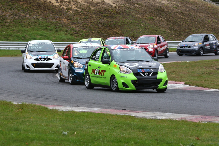 Coupe Nissan Micra Cup in Photos, SEPTEMBER 21-23 | CIRCUIT MONT-TREMBLANT, QC - 33-180924150543
