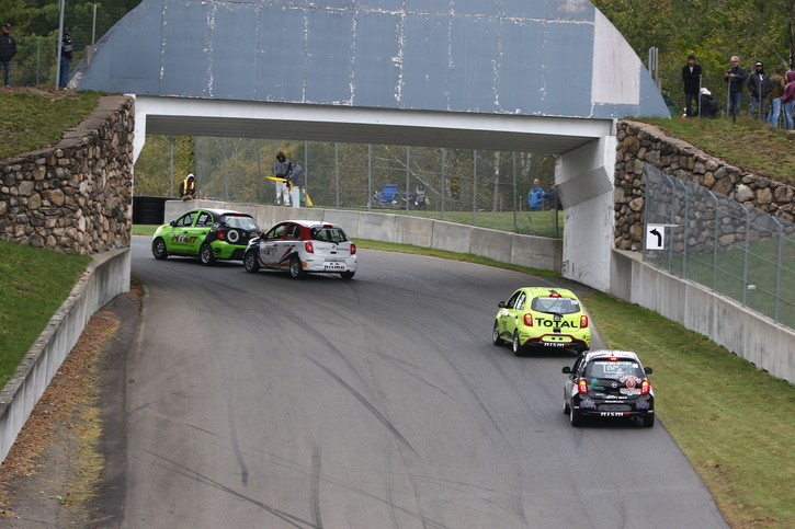 Coupe Nissan Micra Cup in Photos, SEPTEMBER 21-23 | CIRCUIT MONT-TREMBLANT, QC - 33-180924150545