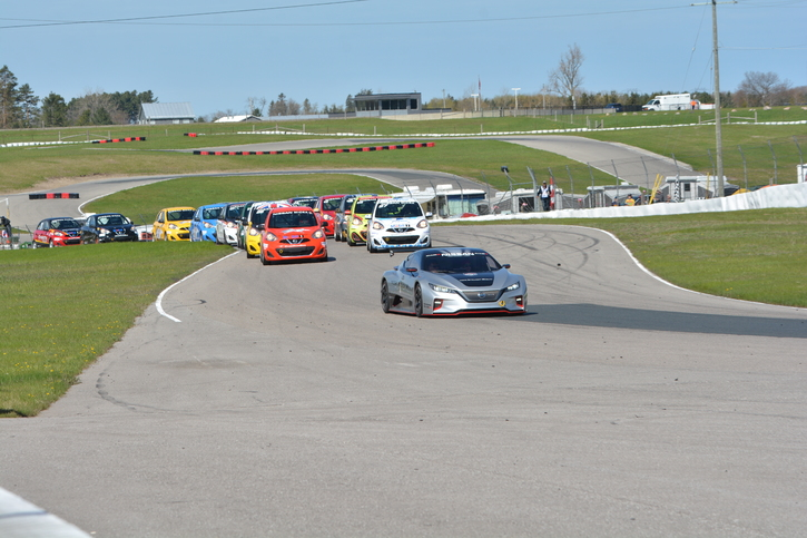 Coupe Nissan Sentra Cup in Photos, May 17-19 | CANADIAN TIRE MOTORSPORT PARK, ON - 34-190522162432