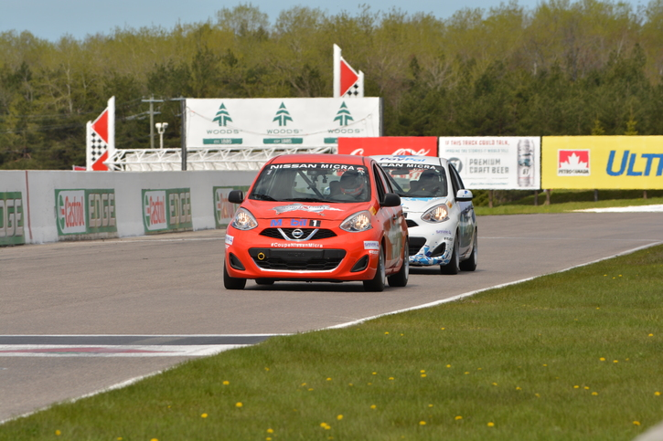 Coupe Nissan Micra Cup in Photos, May 17-19 | CANADIAN TIRE MOTORSPORT PARK, ON - 34-190522162435