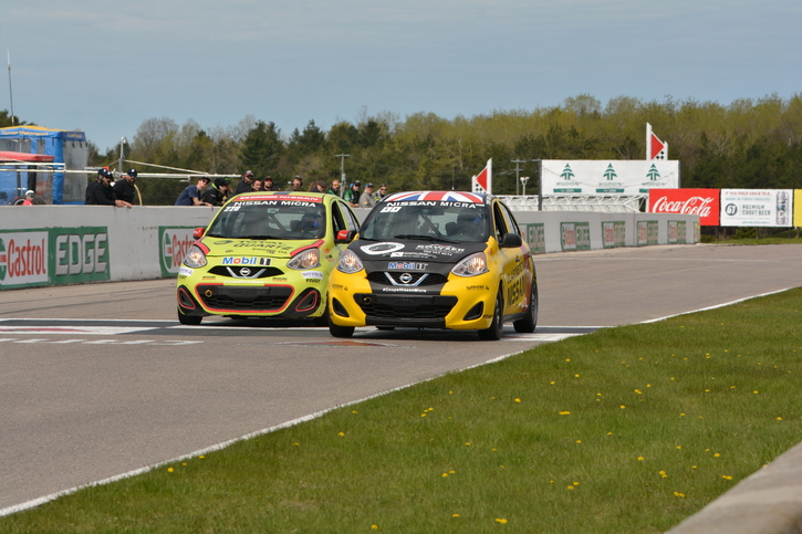Coupe Nissan Micra Cup in Photos, May 17-19 | CANADIAN TIRE MOTORSPORT PARK, ON - 34-190522162438