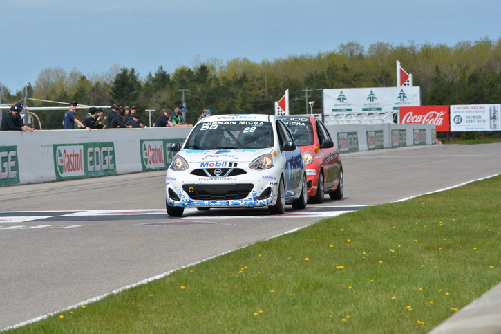 Coupe Nissan Micra Cup in Photos, May 17-19 | CANADIAN TIRE MOTORSPORT PARK, ON - 34-190522162440