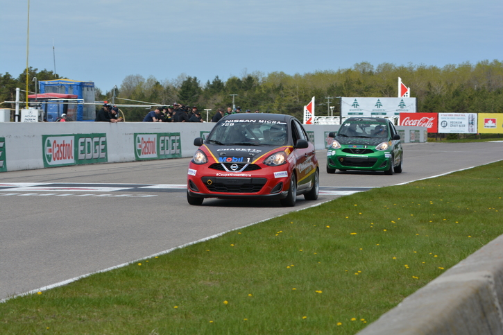 Coupe Nissan Sentra Cup in Photos, May 17-19 | CANADIAN TIRE MOTORSPORT PARK, ON - 34-190522162443