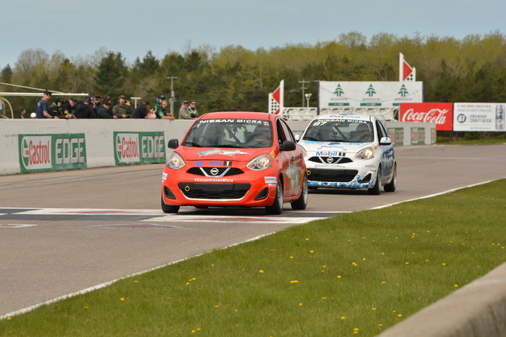 Coupe Nissan Micra Cup in Photos, May 17-19 | CANADIAN TIRE MOTORSPORT PARK, ON - 34-190522162446
