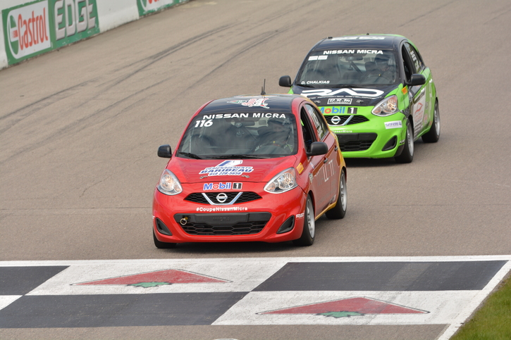 Coupe Nissan Micra Cup in Photos, May 17-19 | CANADIAN TIRE MOTORSPORT PARK, ON - 34-190522162656