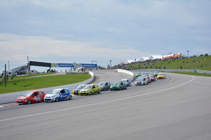 Coupe Nissan Micra Cup in Photos, May 17-19 | CANADIAN TIRE MOTORSPORT PARK, ON - 34-190522162951