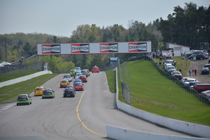 Coupe Nissan Sentra Cup in Photos, May 17-19 | CANADIAN TIRE MOTORSPORT PARK, ON - 34-190522162954