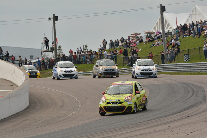 Coupe Nissan Micra Cup in Photos, May 17-19 | CANADIAN TIRE MOTORSPORT PARK, ON - 34-190522162956