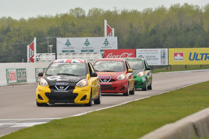 Coupe Nissan Micra Cup in Photos, May 17-19 | CANADIAN TIRE MOTORSPORT PARK, ON - 34-190522162959