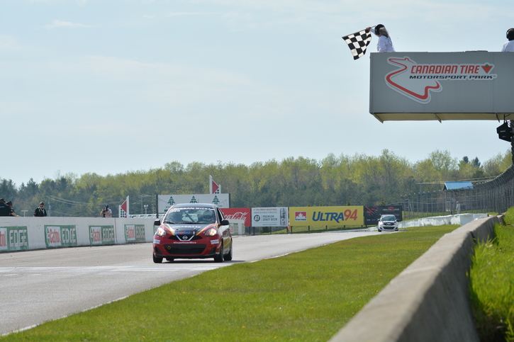 Coupe Nissan Sentra Cup in Photos, May 17-19 | CANADIAN TIRE MOTORSPORT PARK, ON - 34-190522163131